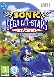 [WII] Sonic & SEGA All-Stars Racing