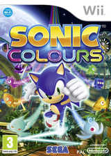 [Wii] Sonic Colours (Multi 5)