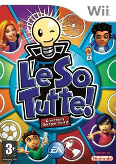 [Wii] Le So Tutte! (Smarty Pants) (Multi 5)