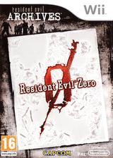 [Wii] Resident Evil Archives: Resident Evil Zero