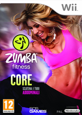 [Wii] Zumba Fitness CORE (Multi 6)