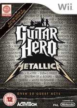 [Wii] Guitar Hero: Metallica