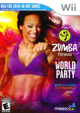 [Wii] Zumba Fitness World Party (Multi 5)