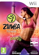 [Wii] Zumba Fitness 1