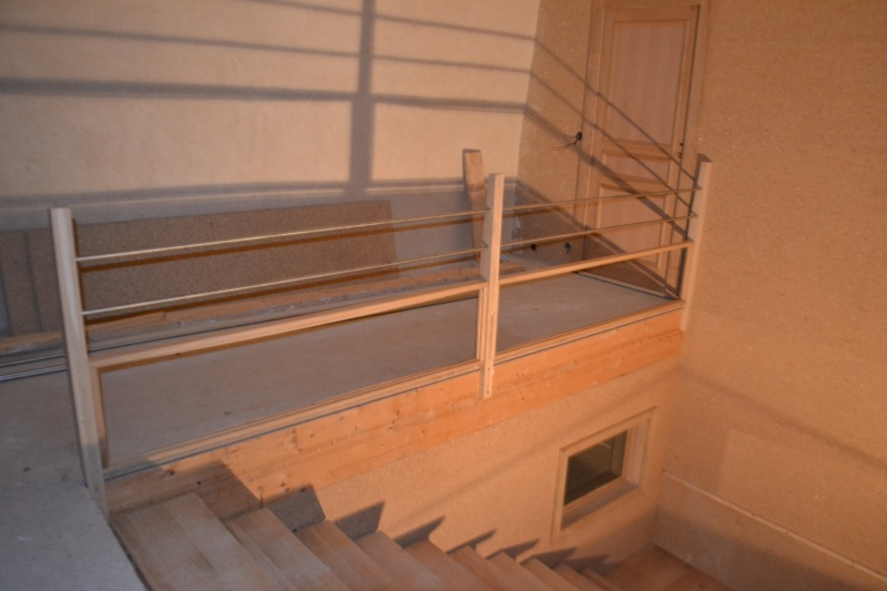 pose d 39 un escalier page 2. Black Bedroom Furniture Sets. Home Design Ideas