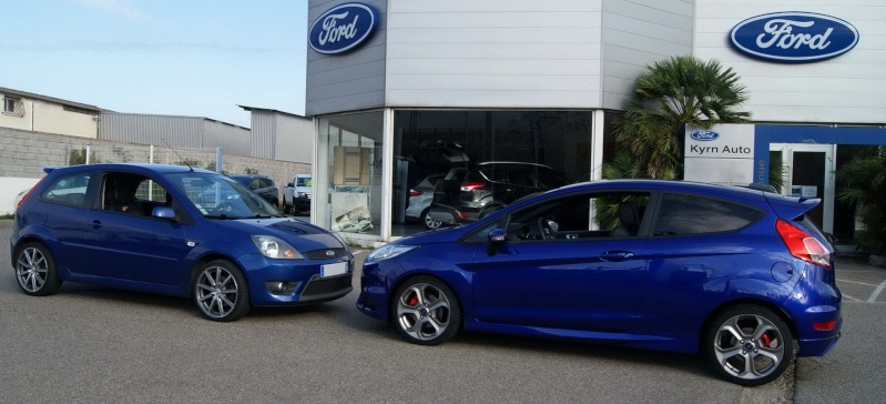 ford fiesta st 150 cv vs fiesta st 180 cv. Black Bedroom Furniture Sets. Home Design Ideas