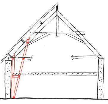 conseils pour modification charpente. Black Bedroom Furniture Sets. Home Design Ideas