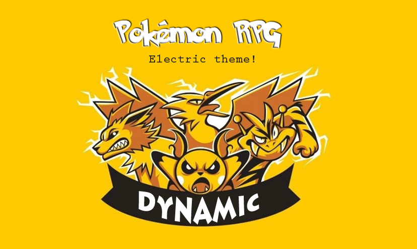 Pokémon Dynamic RPG