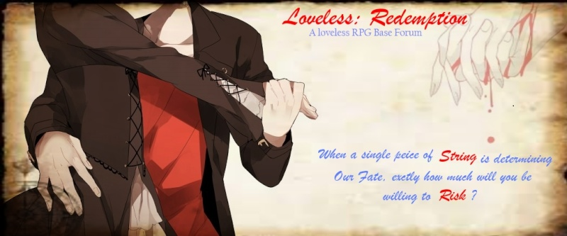 Loveless: Redemption