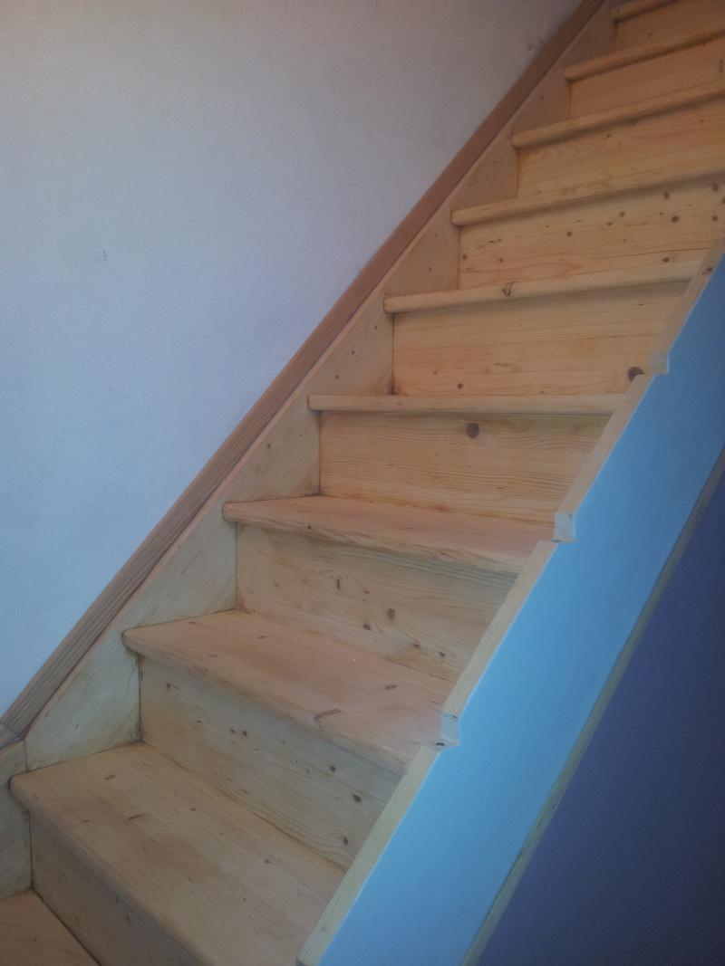 helppppppp je ne sais plus quoi mettre sur mon escalier. Black Bedroom Furniture Sets. Home Design Ideas