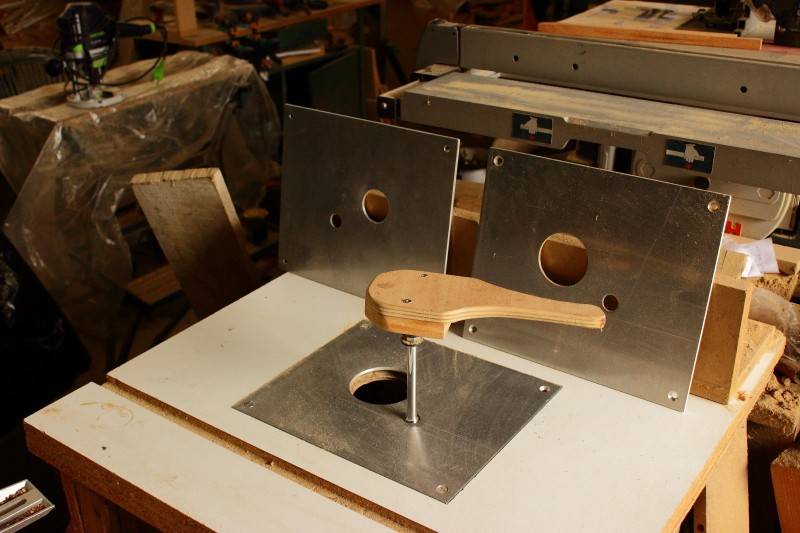 Fabrication Nouvelle Table De D Fonceuse Page 5