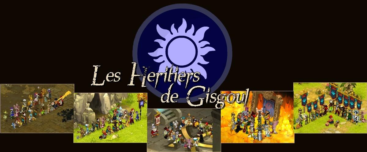 Les héritiers de Gisgoul