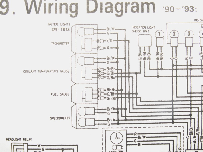 Suzuki Rf900r Wiring Diagram - Wiring Data