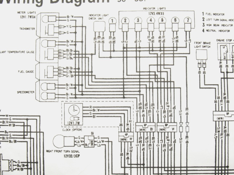 suzuki bandit 1200 wiring diagram   33 wiring diagram