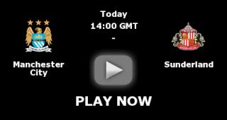 مشاهدة مباراة مانشستر سيتي وسندرلاند 02/03/2014 بث حي مباشر اونلاين في نهائي كأس رابطة الأندية الإنجليزية