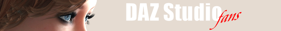 Daz Studio Fans
