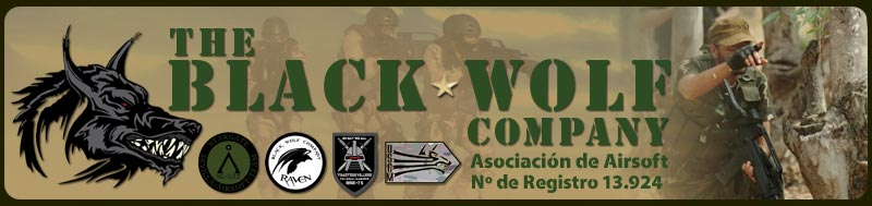 BlackWolfCompany * Asociacion de airsoft