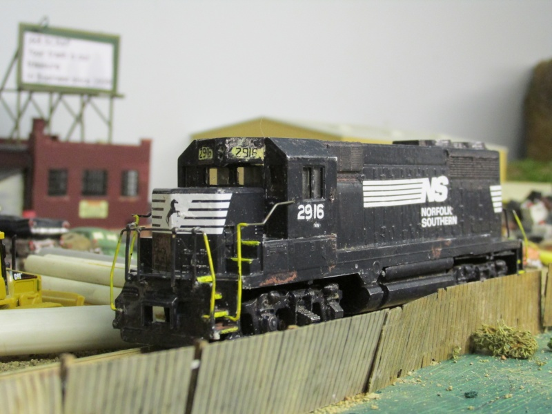 A tribute to Athearn's Blue Box locomotives - Model
