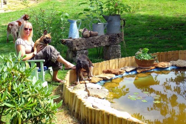Bassin dans mon jardin - Bassin jardin preforme saint paul ...