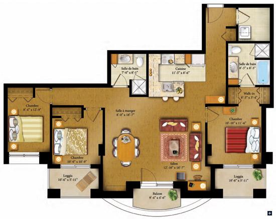 Demande D 39 Appartement Page 2