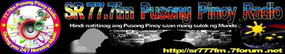 SR 77.7fm Pusong Pinoy Radio