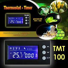 thermostat jour nuit terrarium
