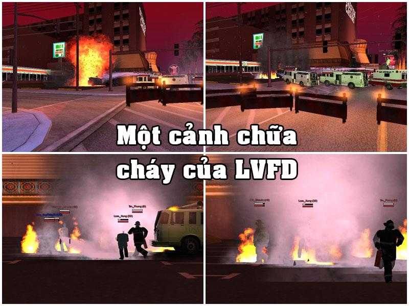 [LVRP.NET] Gta Online Việt Nam 2014